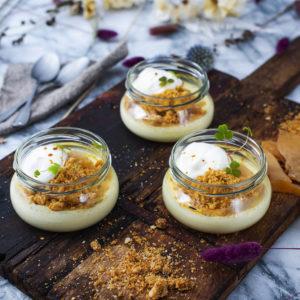 Dessert Bakt Ostekake