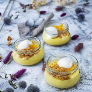 Dessert Sitronkrem