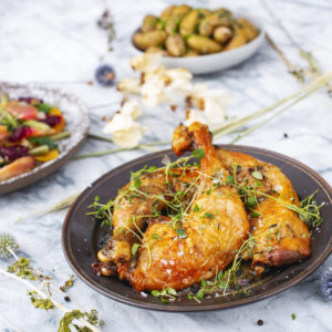Middag Kyllinglår